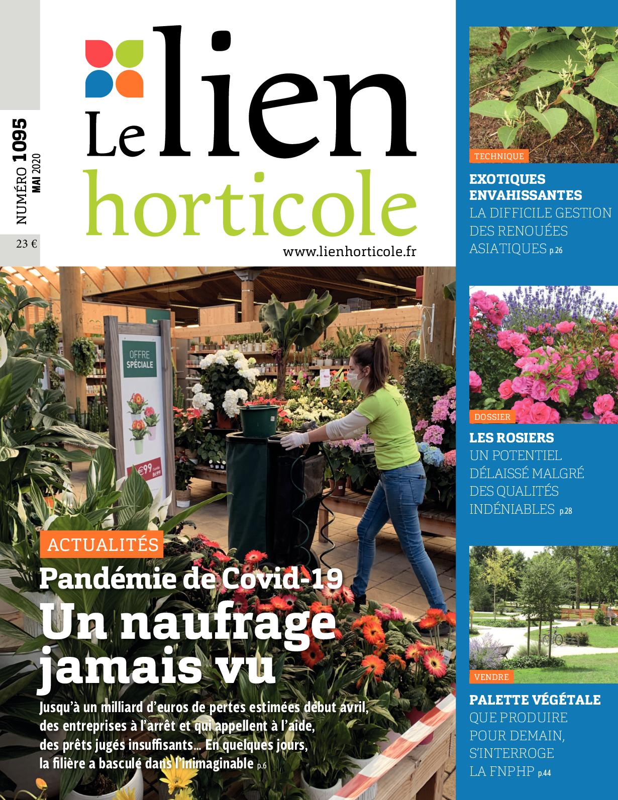 Calameo Le Lien Horticole N 1095 Mai 2020