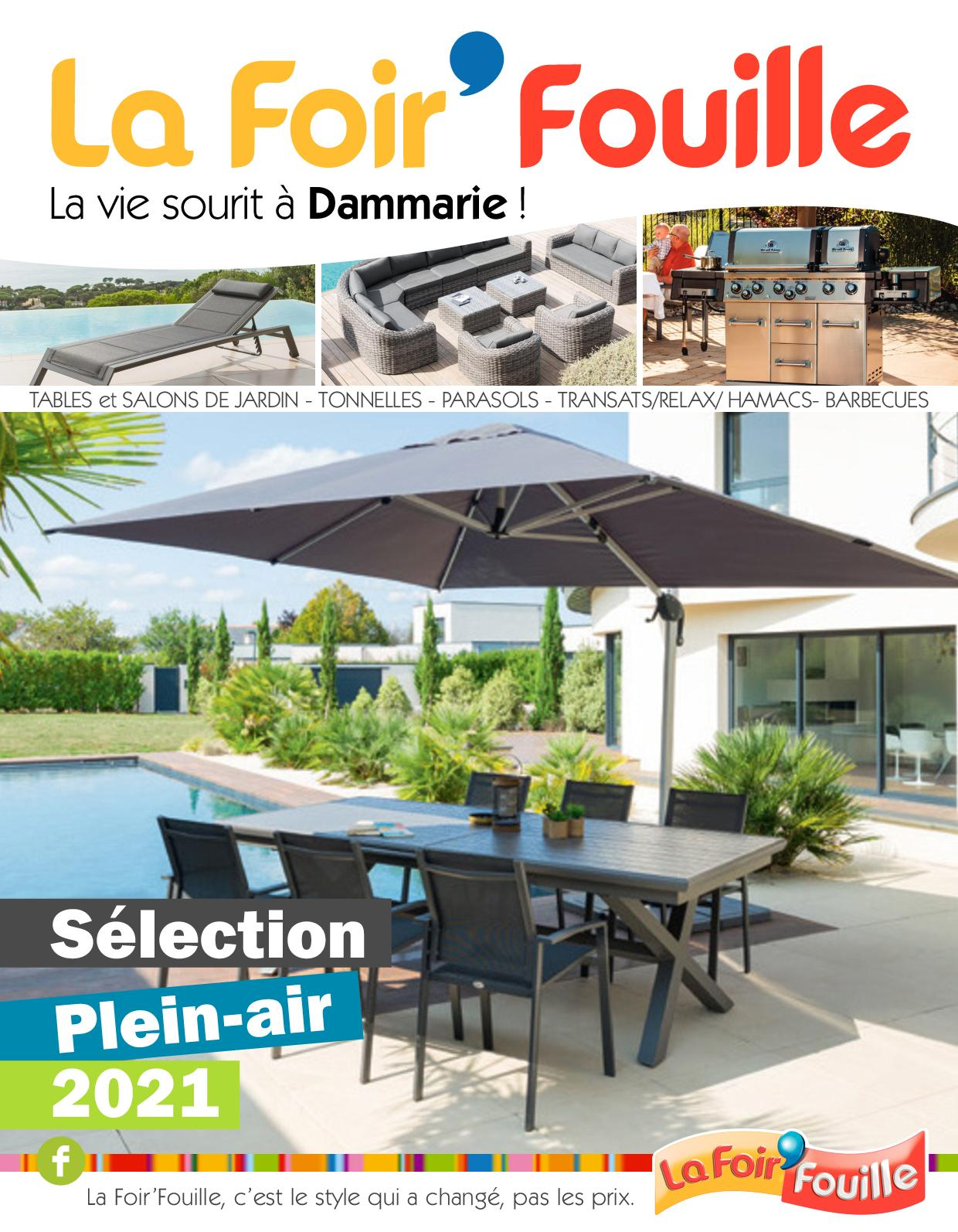 Calameo La Foir Fouille Dammarie Les Lys Selection Plein Air 2021 Hesperide