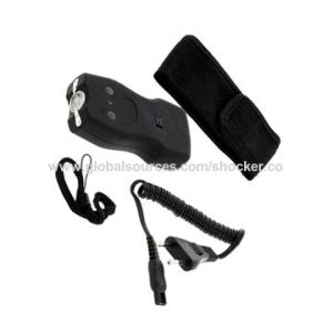 China Electric stun gun with LED flashlight  CE approved on Global     Electric stun gun China Electric stun gun