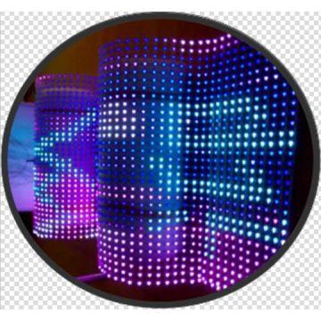 led waterproof ip67 point pixel mesh