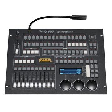 dmx lighting controller party 500