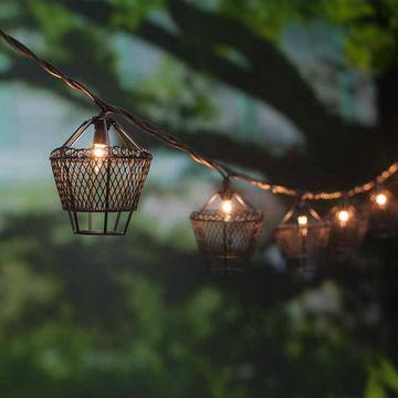 110v outdoor led string lights patio