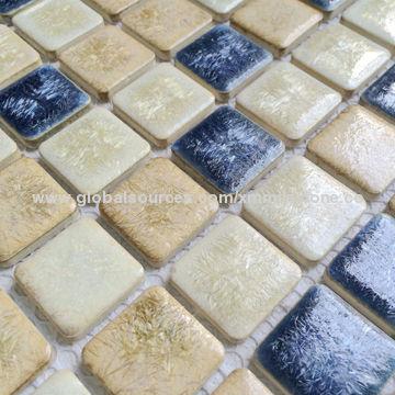 ceramic mosaic tiles for bathroom