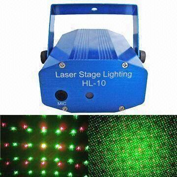 cheap mini laser stage light with 100mw