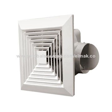 6 inch ceiling ducted ventilation
