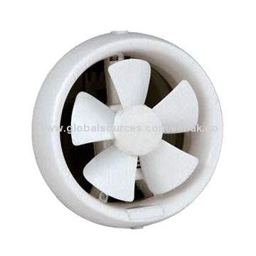 8 inch round window ventilating exhaust