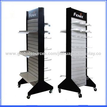 display rack display stand metal display