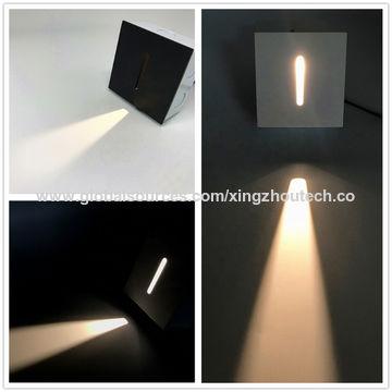 3w recessed led stair light 85 265v led