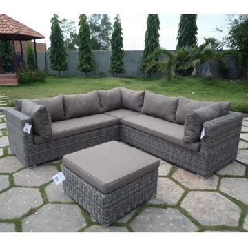 outdoor l shape sofa set global sources