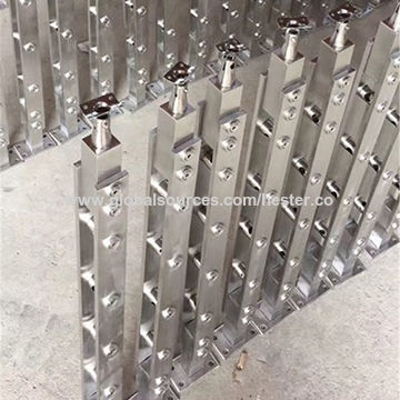 Outdoor Stair Rail Price Exterior Balcony Stainless Steel Pipe | Steel Railing For Stairs Price | Fancy | Iron Work | Ss Handrail | Cheap | Inside