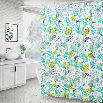 waterproof shower curtain peva shower curtain