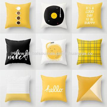 throws pillows