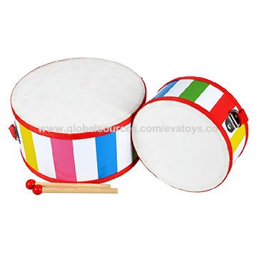 China 2017 new products educational toys wooden toddler drum set     Wooden toddler drum set China Wooden toddler drum set