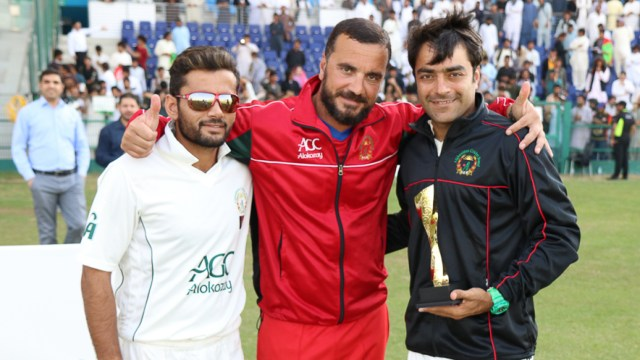 Afghanistan Picked Four Spinners for Inaugural Test vs India