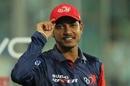 Sandeep Lamichhane on IPL debut, Delhi Daredevils v Royal Challengers Bangalore, IPL 2018, Delhi, May 12, 2018