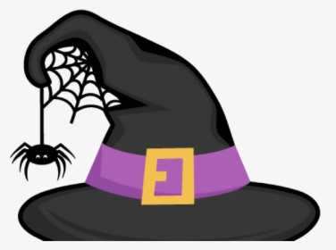 Cartoon Witch Hat Halloween Witch Hat Clipart Hd Png Download Kindpng