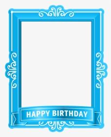 Birthday Frame Overlay Kawaii Kpopedits Kpop Polaroid Frame Happy Birthday Hd Png Download Kindpng