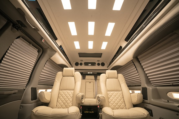 LG Display Customizes OLED Interior Lighting For