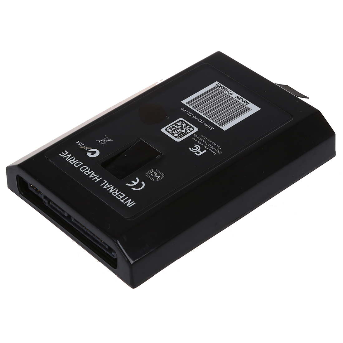 Internal Slim Hard Disk Drive For XBOX 360 60GB Black Z5B2