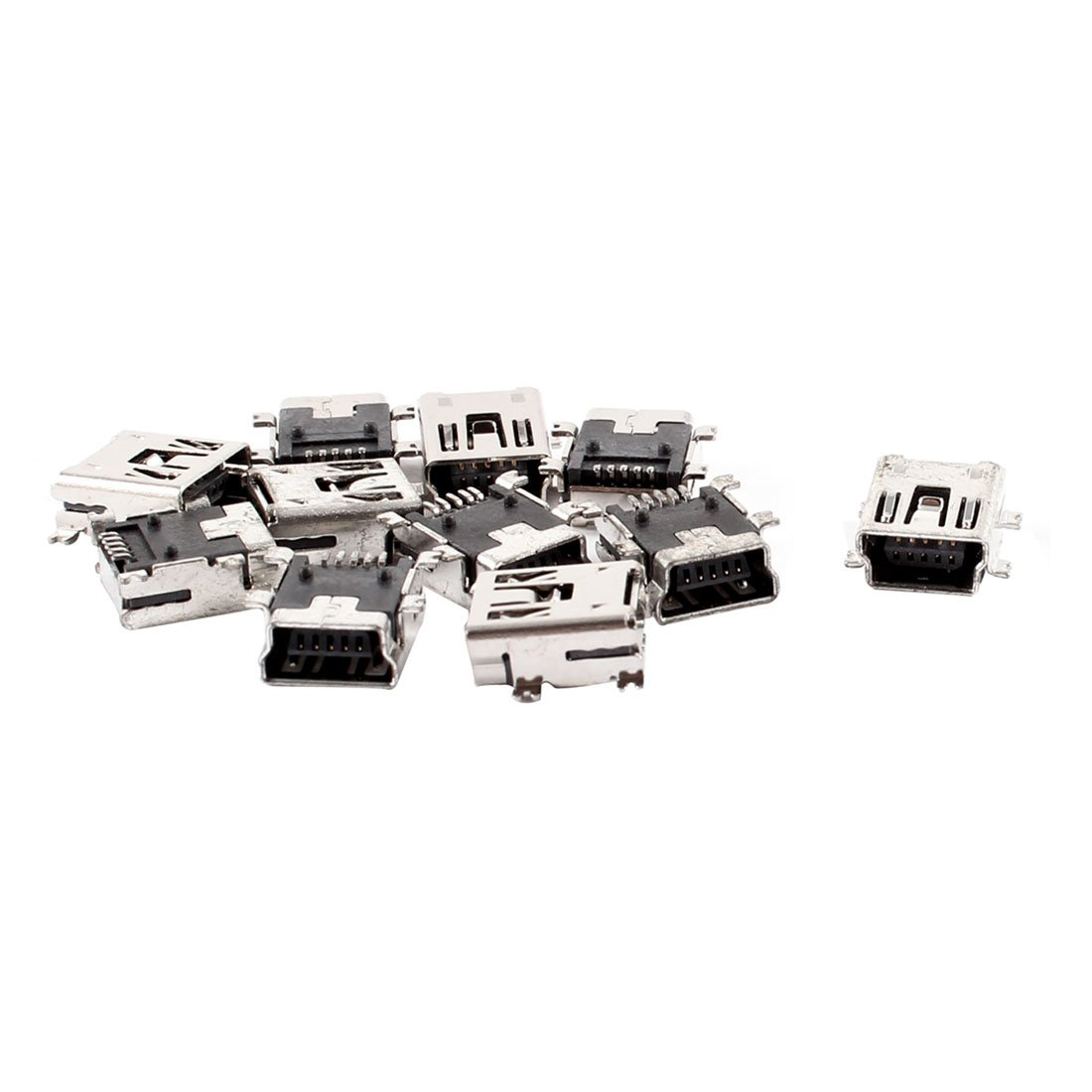 10 Pin Mini Usb Connector