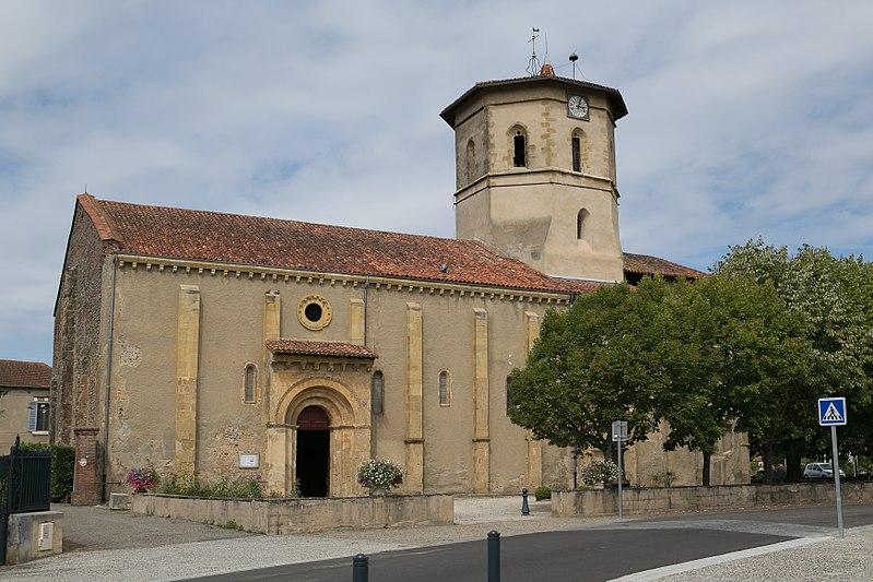 maubourguet gr653 Via Tolosana