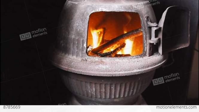 Photos Of Pot Belly Wood Burner
