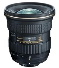 APS-Cサイズ用、超広角大口径ズームレンズ「AT-X 11-20 PRO DX」を発表 (写真用レンズ)
