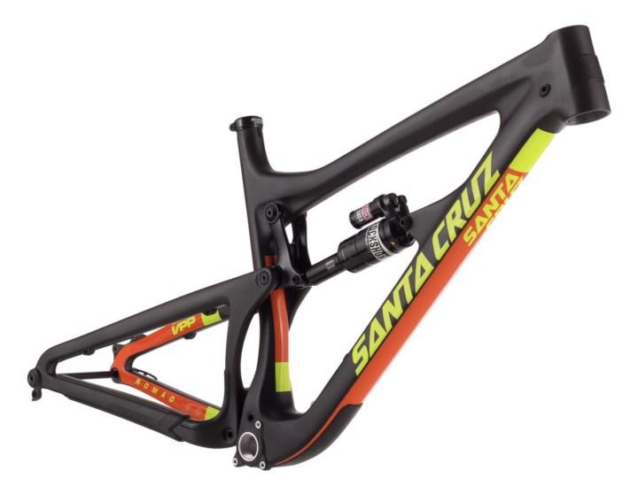 Santa Cruz Bronson Cc Frame Weight | Framess.co