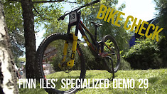 Finn's Fiery, Flaming Fast Specialized Demo 29