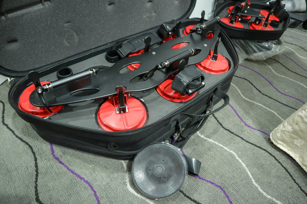 steel suction cup roof rack crazy
