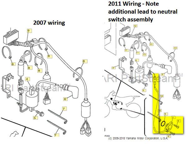 79 yamaha yz250 ignition wiring  wiring diagram wavedirect