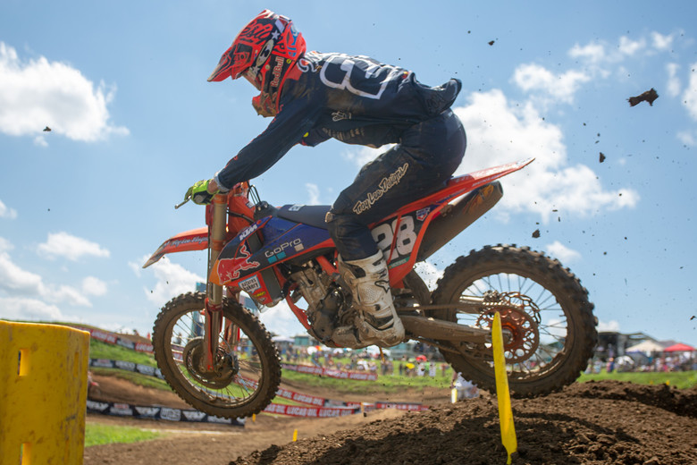 Did anyone predict that Shane McElrath would win the overall today? We sure didn't.