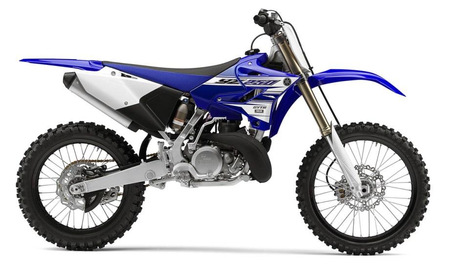 2016 Yamaha YZ450F - First Look: 2016 Yamaha YZF & YZ Models - Motocross Pictures - Vital MX
