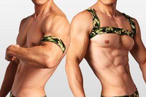 willmax,迷彩,彈力,工字型,胸帶,camouflage,elastic,chest straps