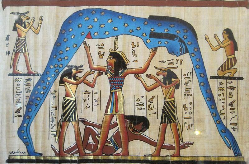 介于黑人种和白人种之间的古埃及人,为什么和现在的非洲人不一样?