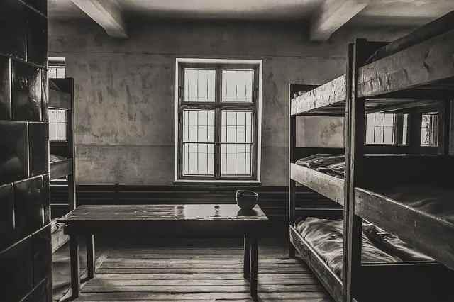 auschwitz, campo di concentramento, dormitorio, storia, guerra, prigione, nazismo, Morte, olocausto, Museo, sofferenza | Pikist