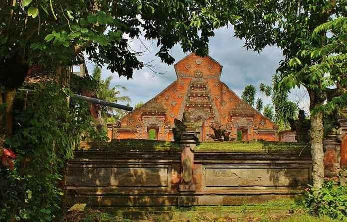 Bali Temple Indonesian Indonesia Ubud Landmark Culture Ruins Old Ancient History Pikist