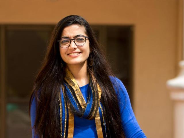 I like naturality says Rashmika Mandanna