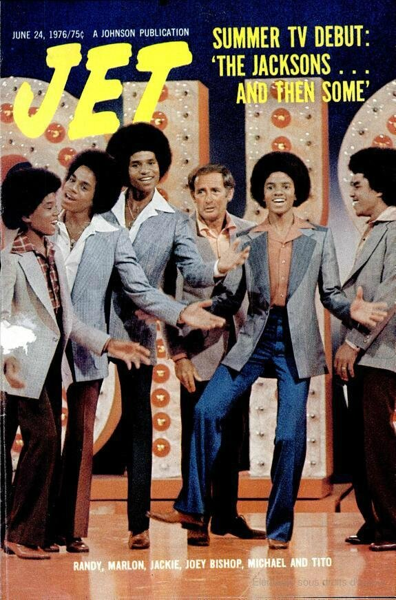 The Jacksons TV Series Juin 1976 Janvier Mars 1977