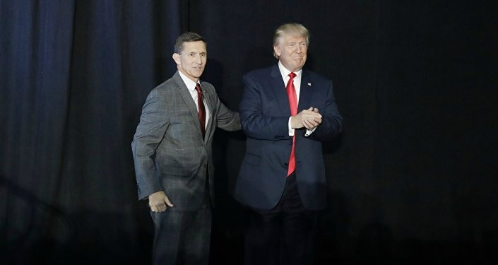 Donald Trump & Michael Flynn