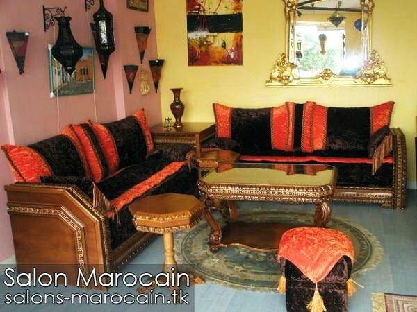 Salon Marocain Impeccable 2014 Salon Marocain Moderne 2014