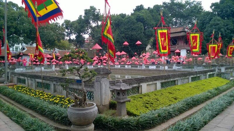 Temple de la Littérature, Hanoï