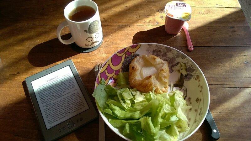 Mon déjeuner de RAT !