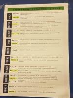 Liste et Salle des conférences - ParaExpériences Dijon - 02092017