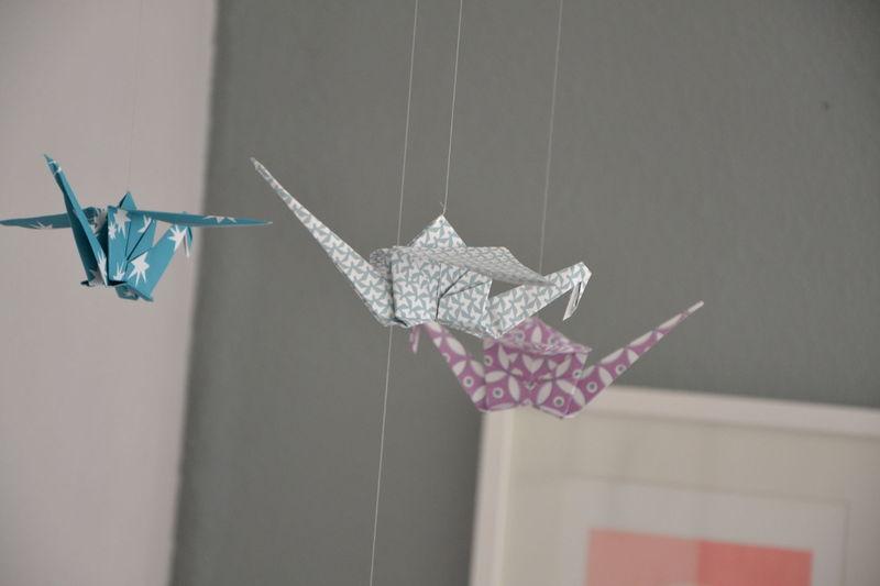 Le Mobile Origami Et Toi Ltoile
