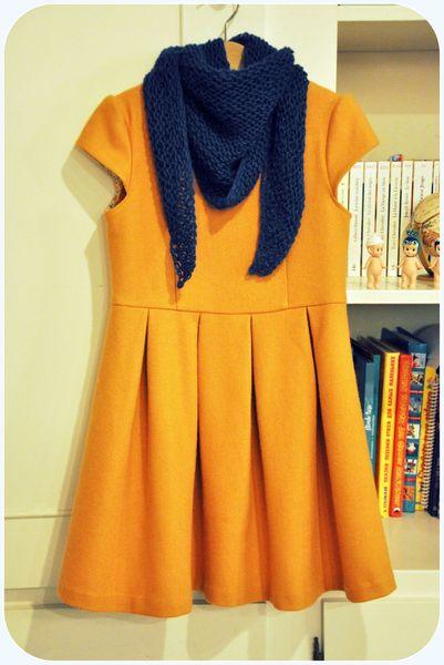robe burda enfant septembre 2012 september 152 dress addicts patron magazine couture sewing pattern