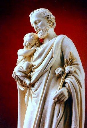 """Résultat de recherche d'images pour """"PRIERE A SAINT JOSEPH"""""""