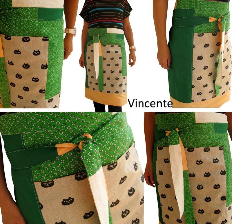 Tablier Vincente