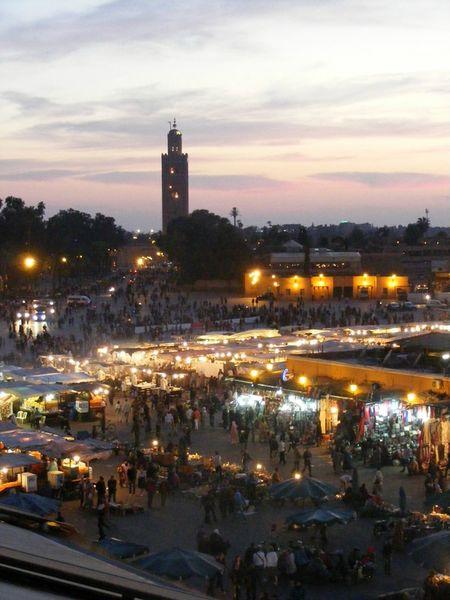 Maroc-Marrakech-jemma-el-fna (10)