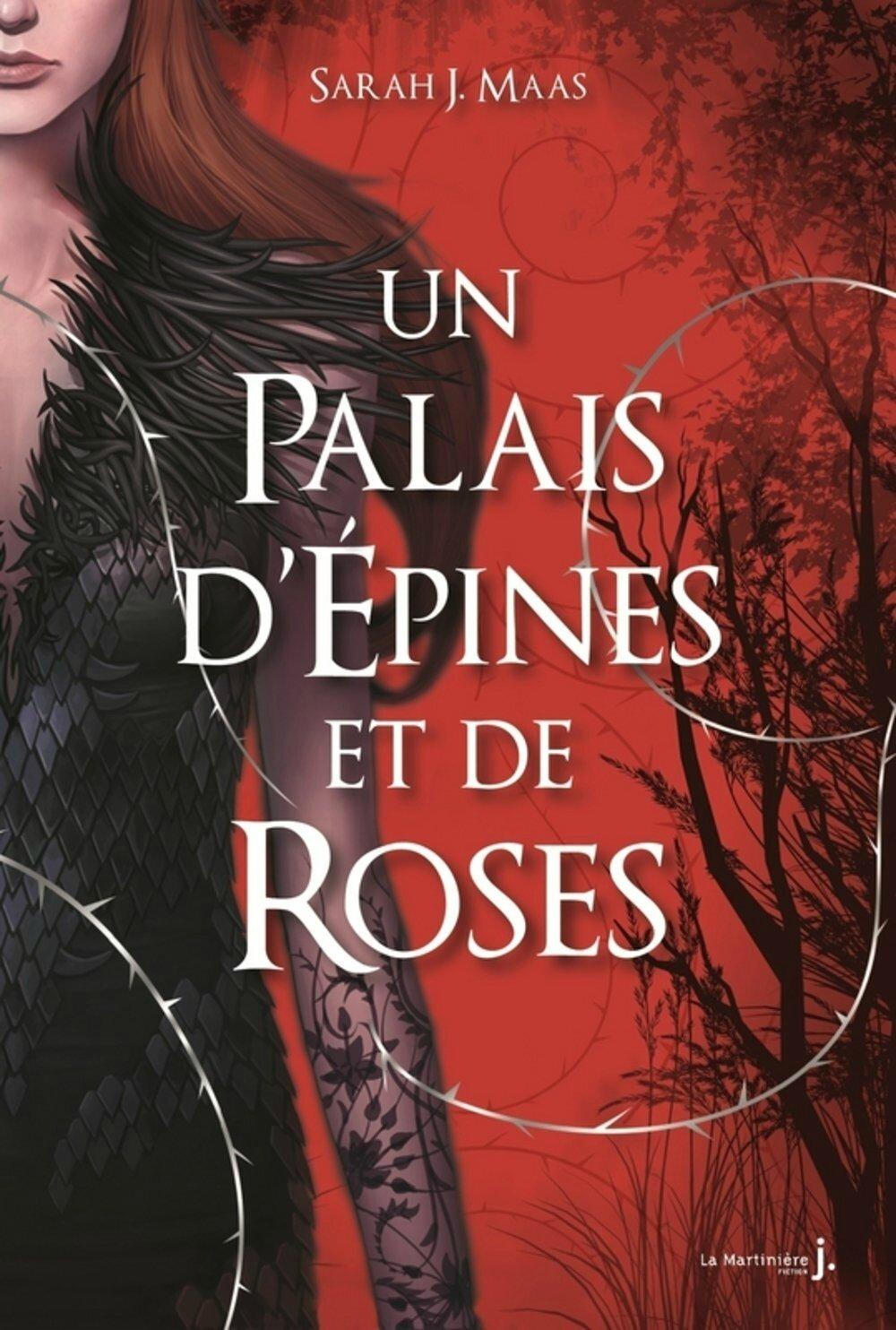 Un palais d'épines et de roses de Sarah J.Maas - Les chroniques d ...